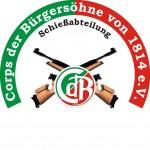 CdB Schießabteilung Logo